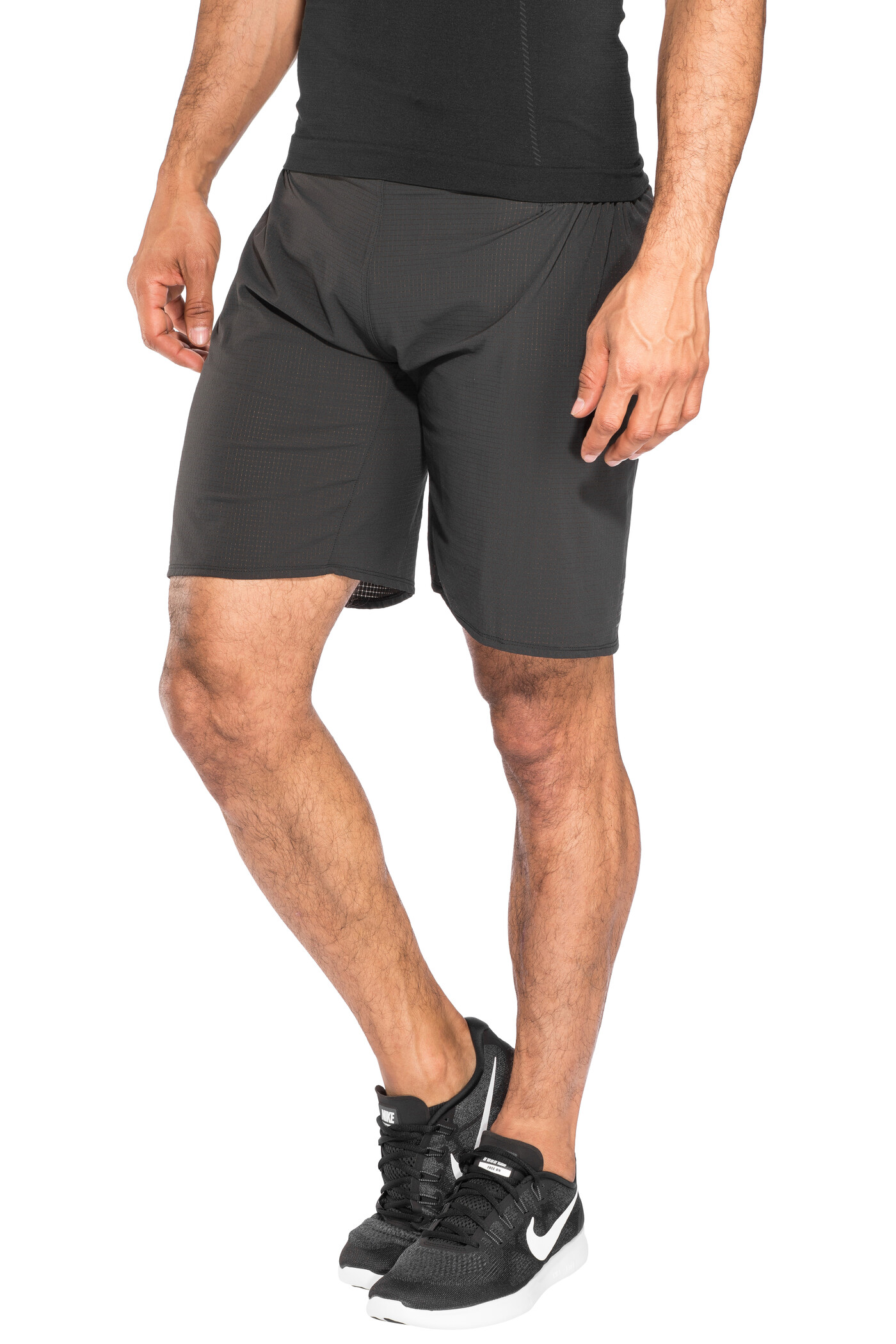 Salomon Sense Ultra Shorts Herrer, black | Bukser
