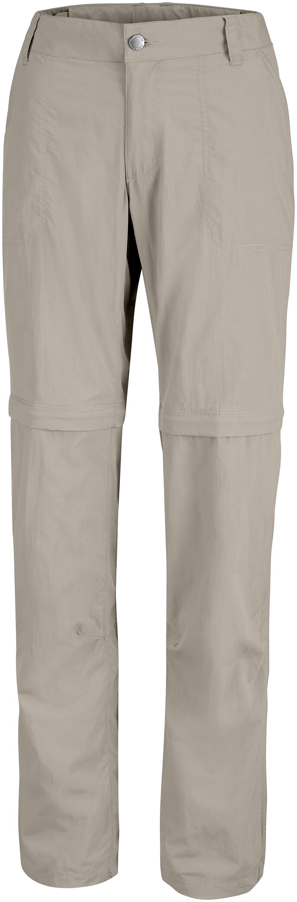 Columbia Silver Ridge 2 0 Convertible Pantalones Mujer Tusk Campz Es