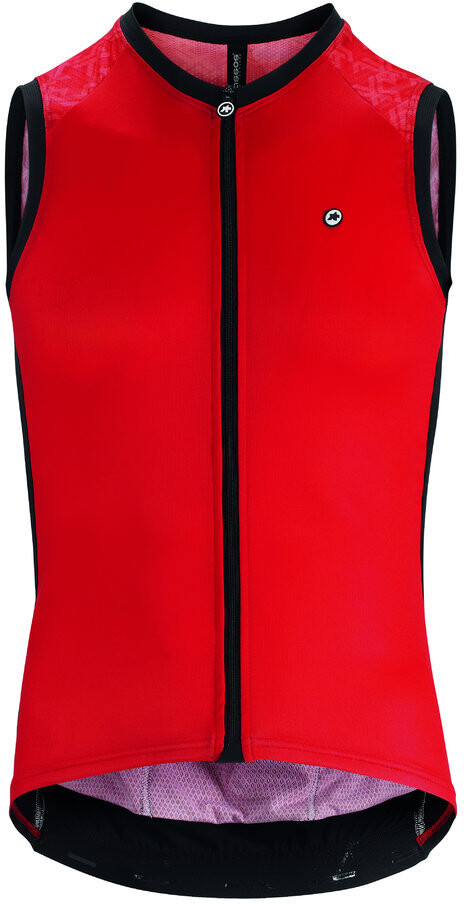 assos Mille GT Cykeltrøje Herrer, national red | Jerseys