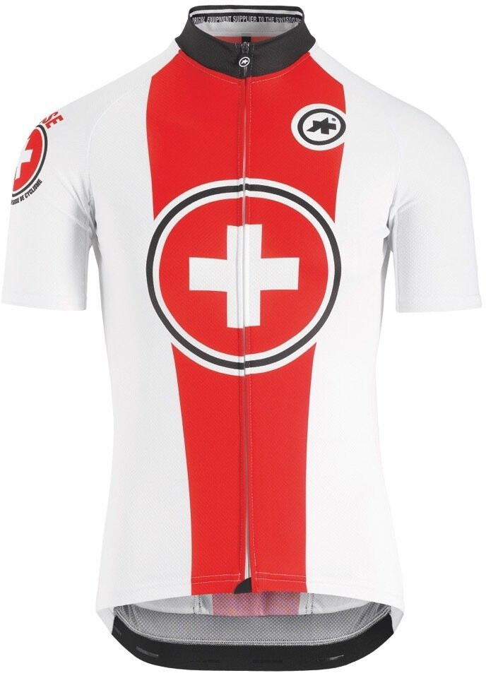 assos Suisse Fed Cykeltrøje Herrer, sui (2019) | Jerseys