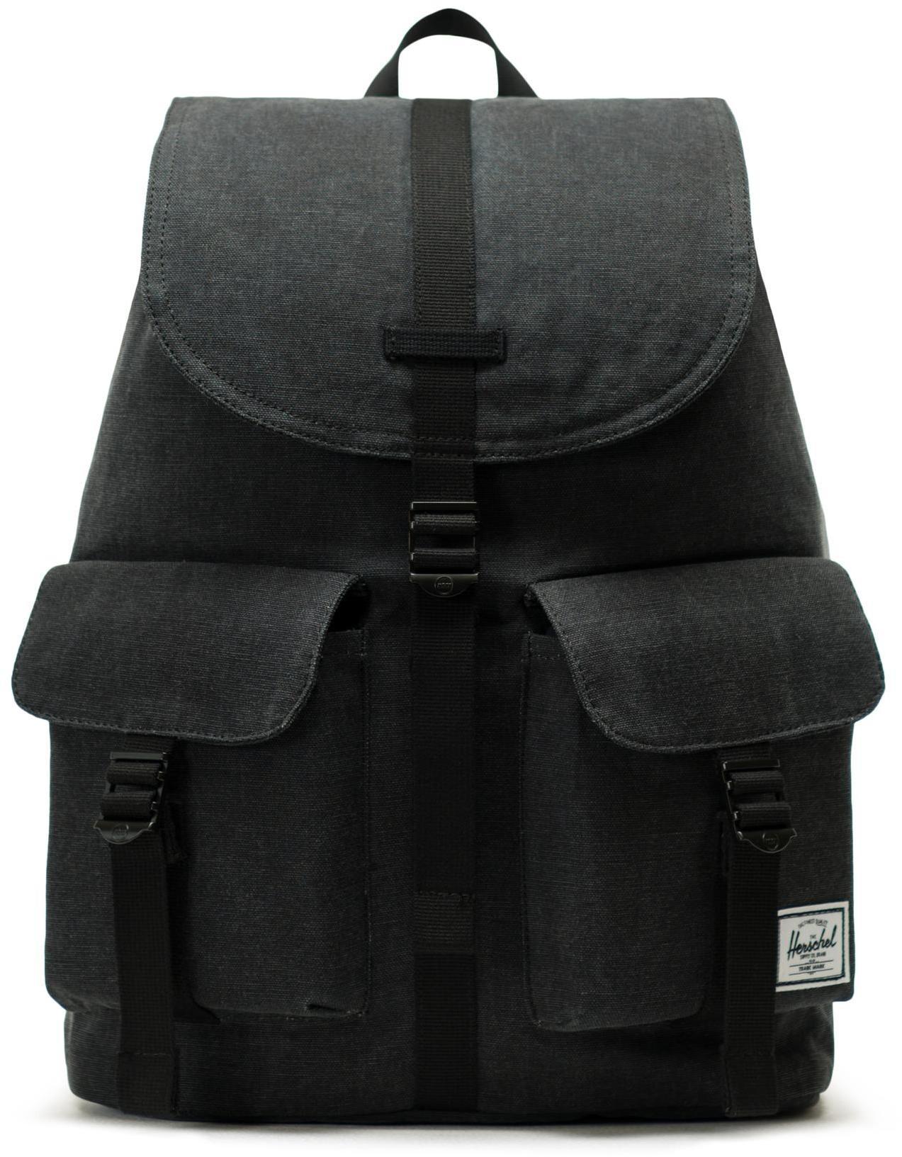Herschel Dawson Rygsæk, black (2019)   Rygsæk og rejsetasker
