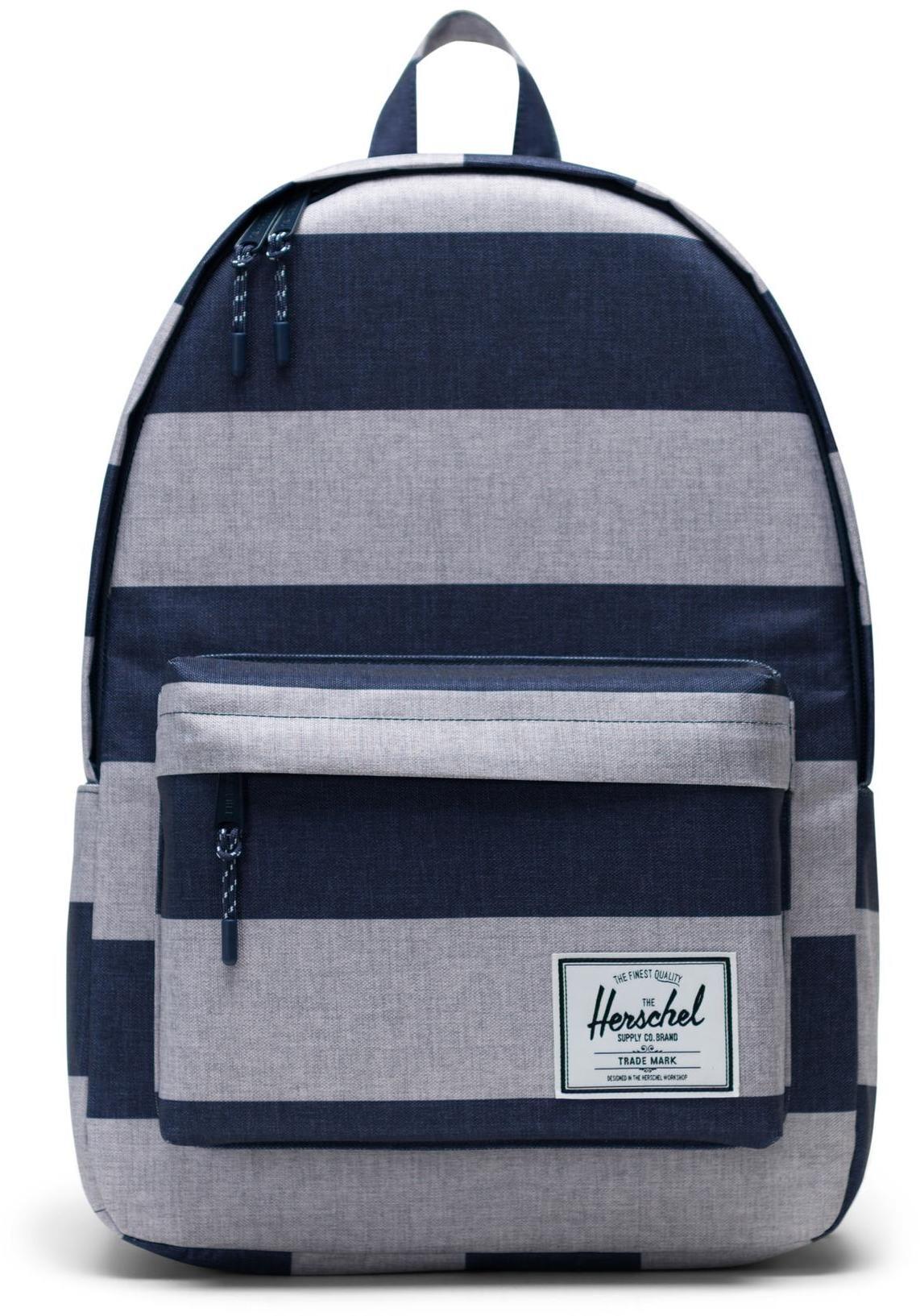 Herschel Classic X-Large Rygsæk, border stripe (2019)   Rygsæk og rejsetasker