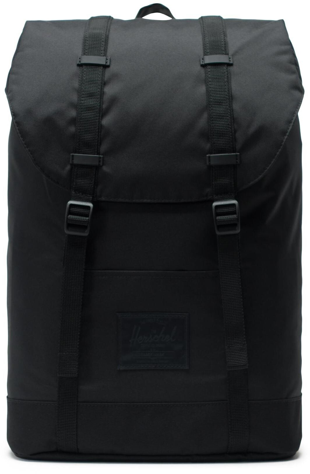 Herschel Retreat Light Rygsæk, black (2019) | Travel bags