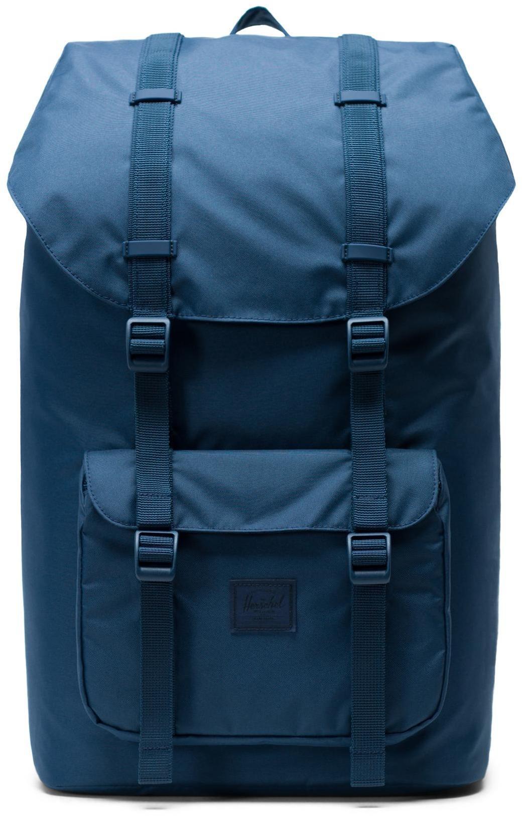 Herschel Little America Light Rygsæk, saddle brown | Travel bags