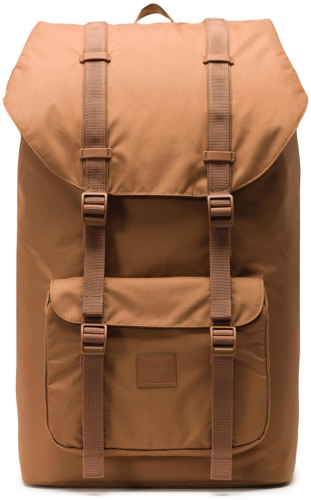 Herschel Little America Light Rygsæk, saddle brown (2019) | Travel bags