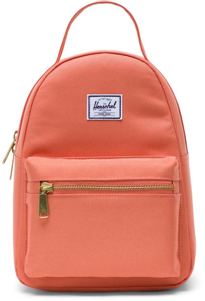Herschel Nova Mini Backpack 9L, apricot brandy (2019)   Rygsæk og rejsetasker