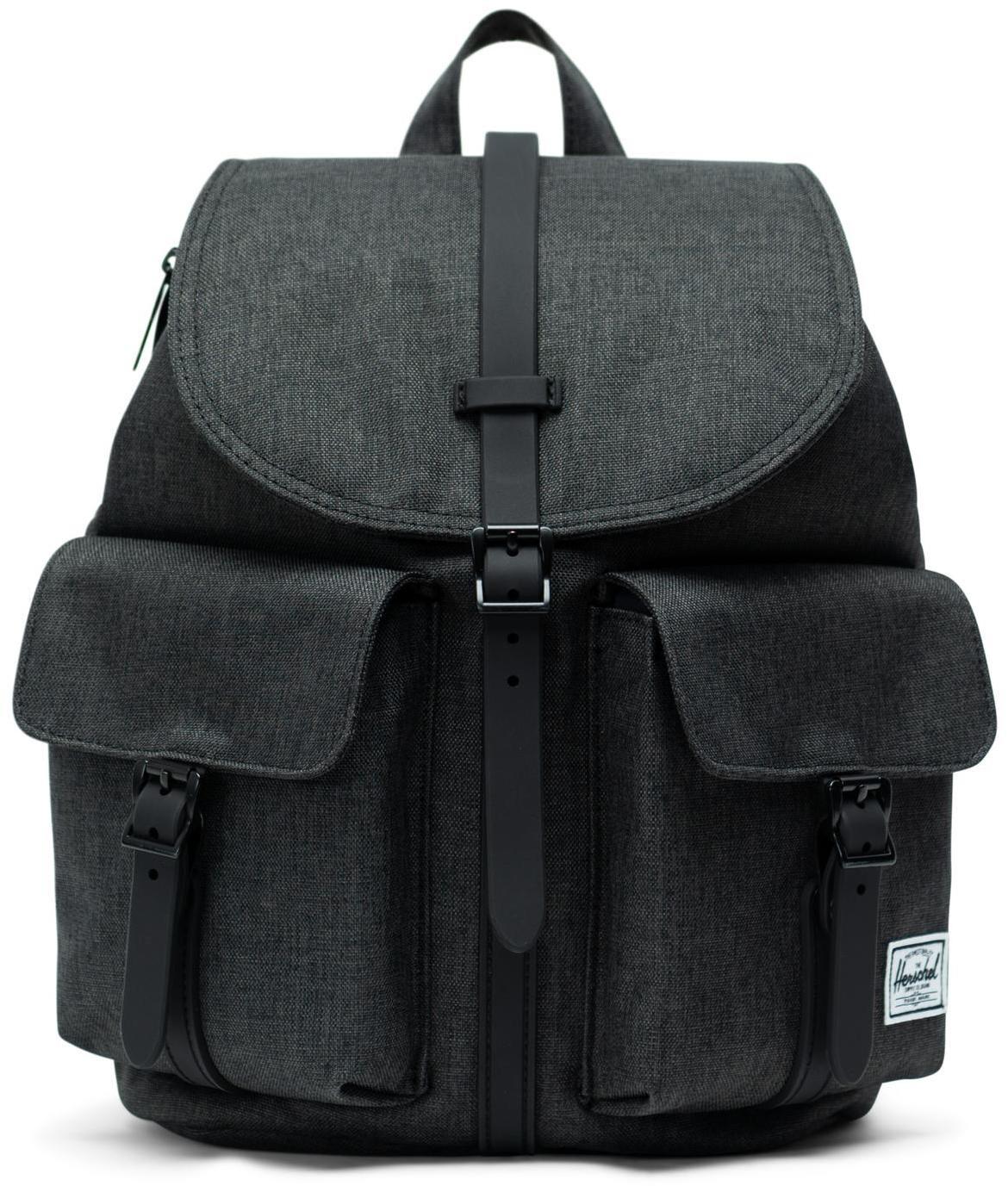Herschel Dawson Small Rygsæk, black crosshatch (2019)   Rygsæk og rejsetasker