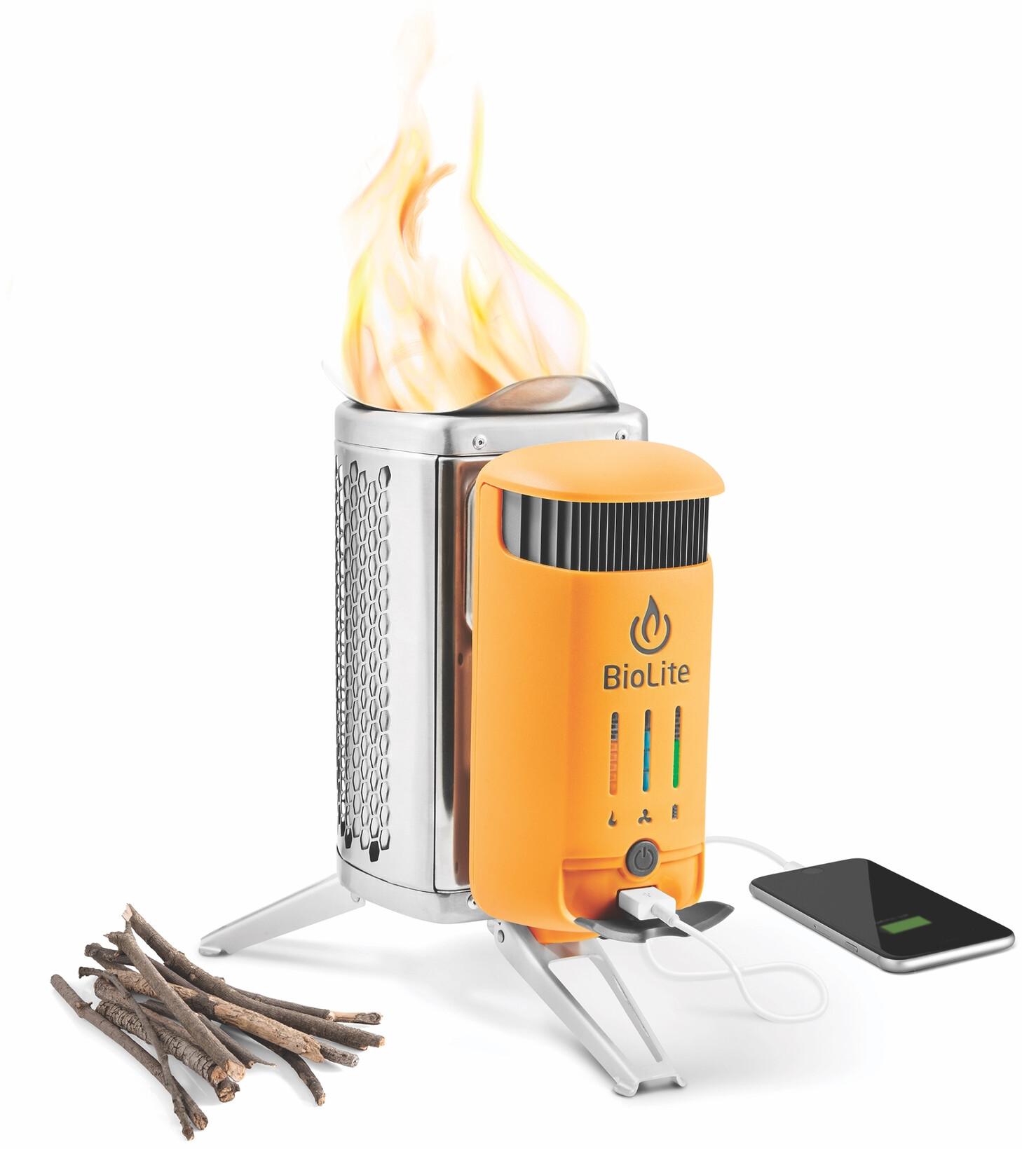 BioLite CampStove 2 Campingkoger (2019) | Computer Battery and Charger