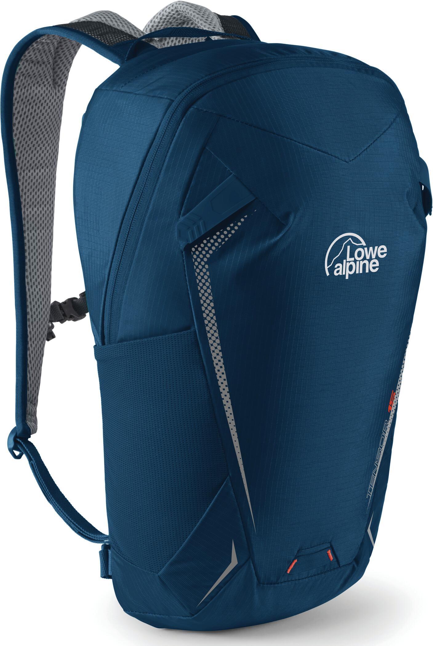 Lowe Alpine Tensor Backpack 16L, azure (2019)   Travel bags