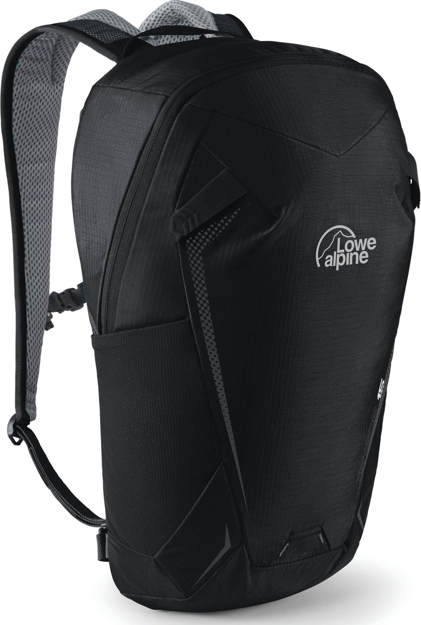 Lowe Alpine Tensor Backpack 16L, black (2019)   Travel bags