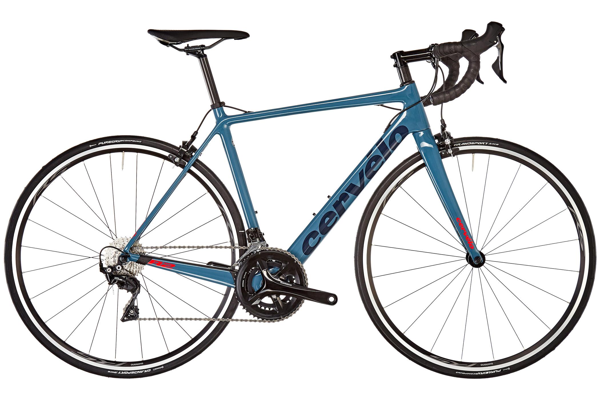 Cervelo R2 105 7000 Racercykel blå (2019) | Road bikes