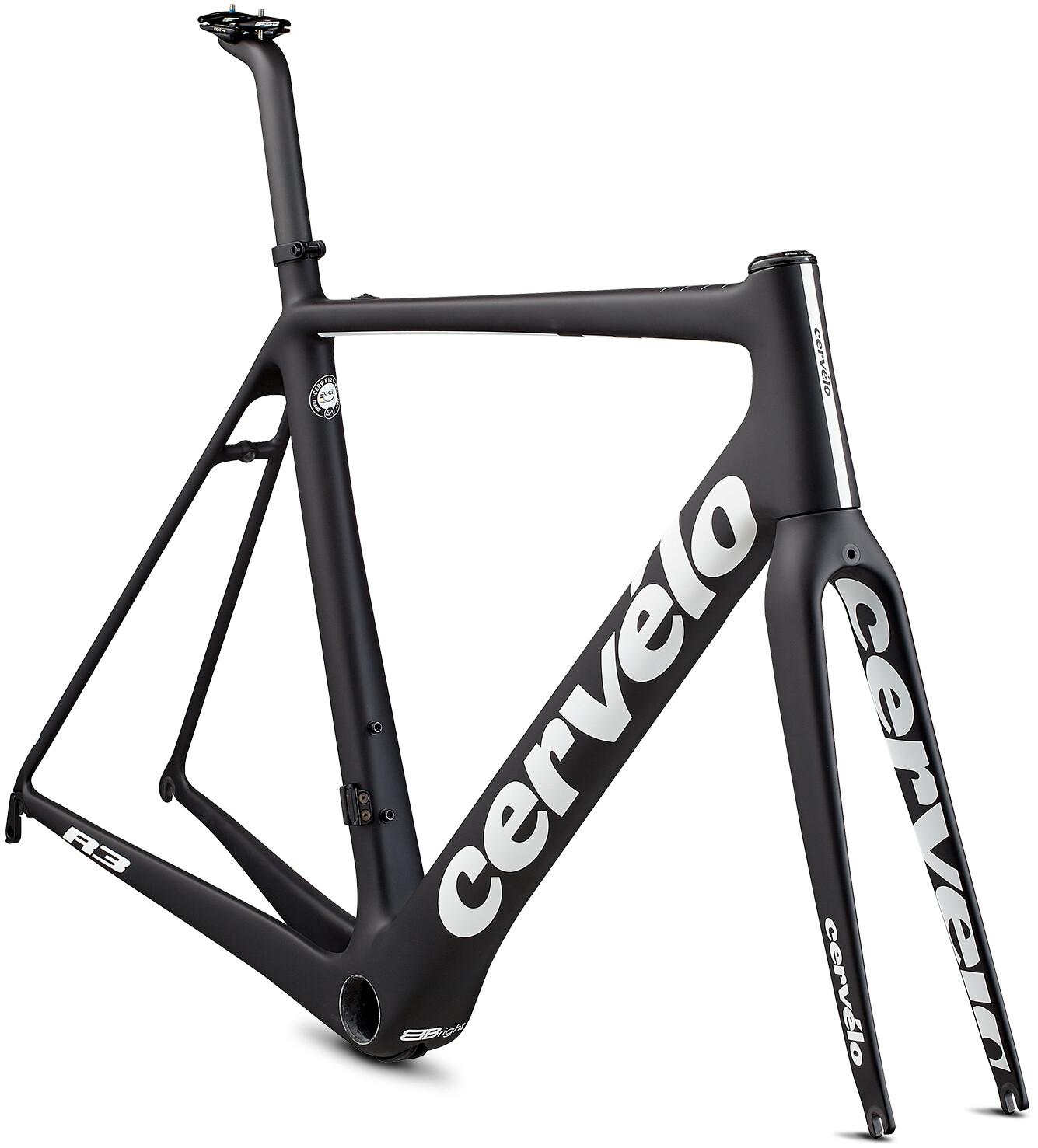 Cervelo R3 Stel, black/white | Frames