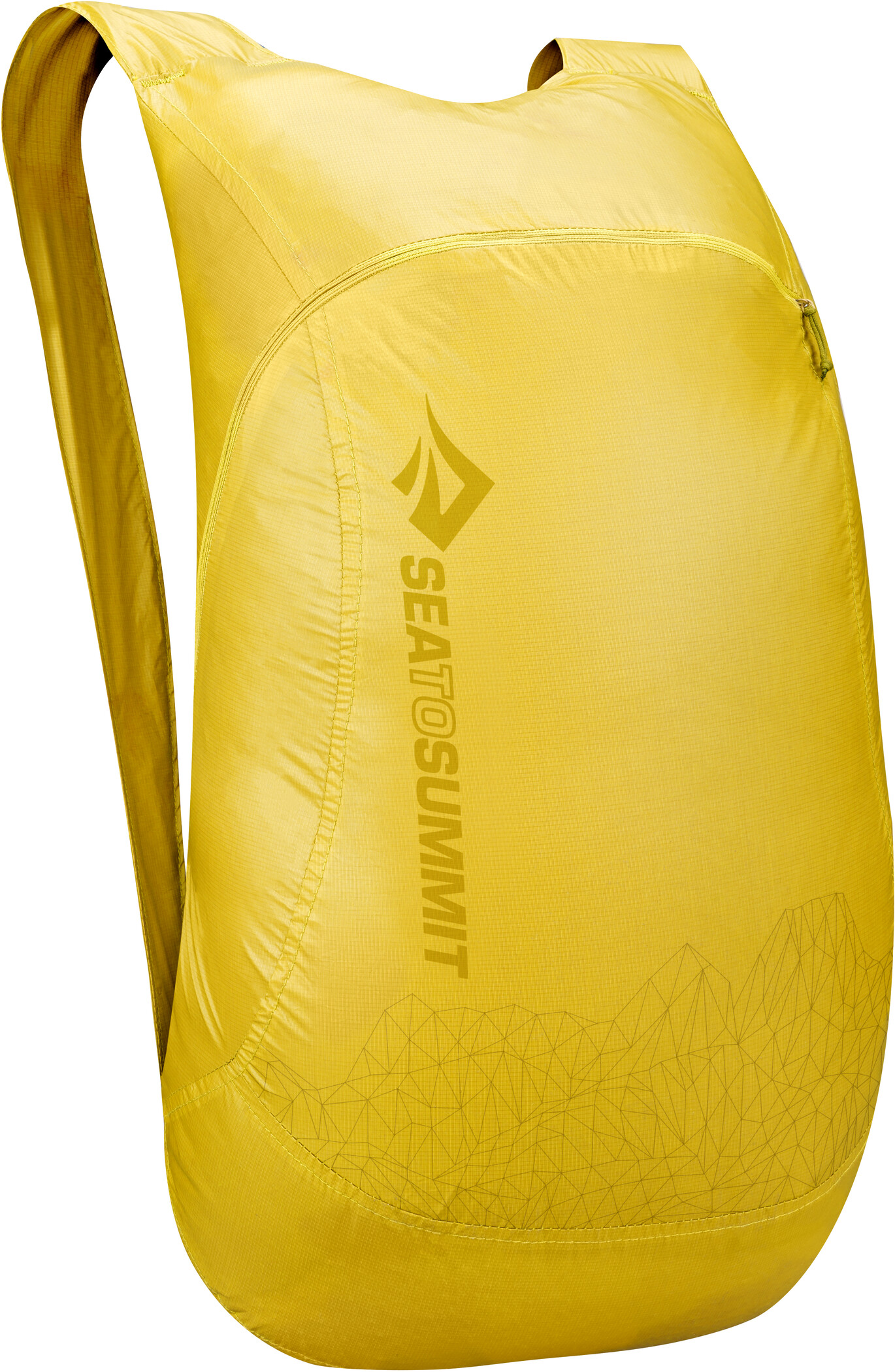 Sea to Summit Ultra-Sil Nano Rygsæk, yellow (2019) | Travel bags