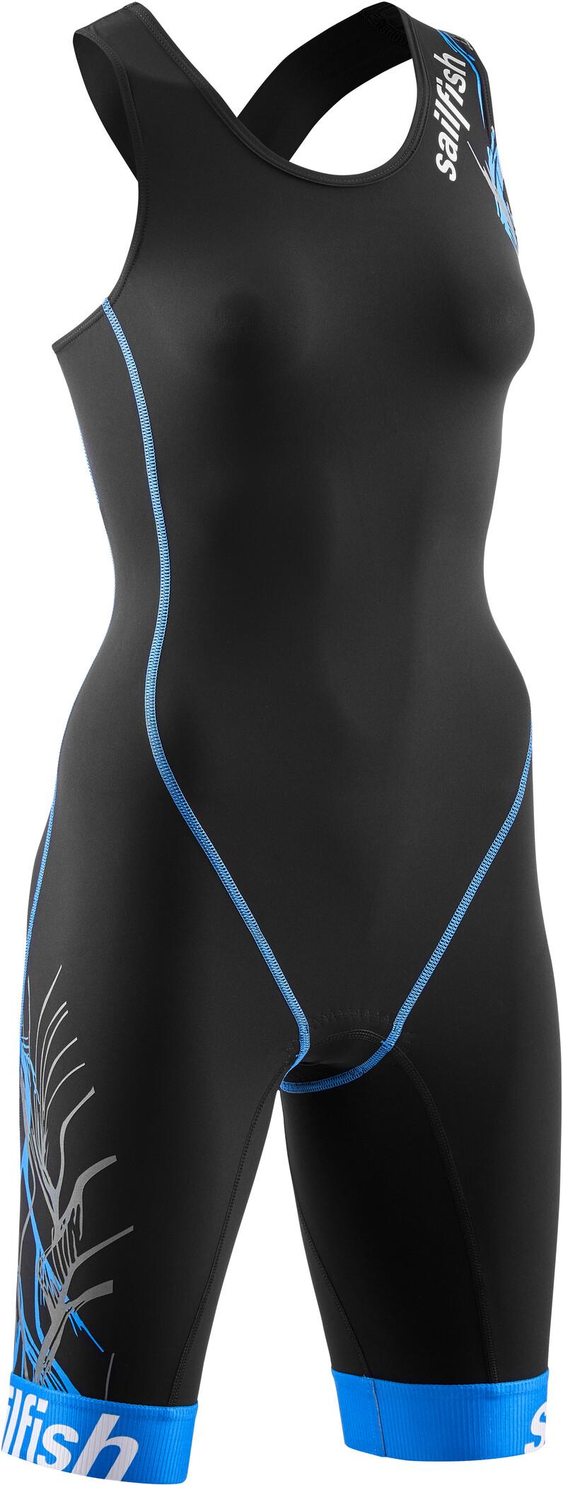 sailfish Pro Triatlondragt Damer, black | Tri-beklædning