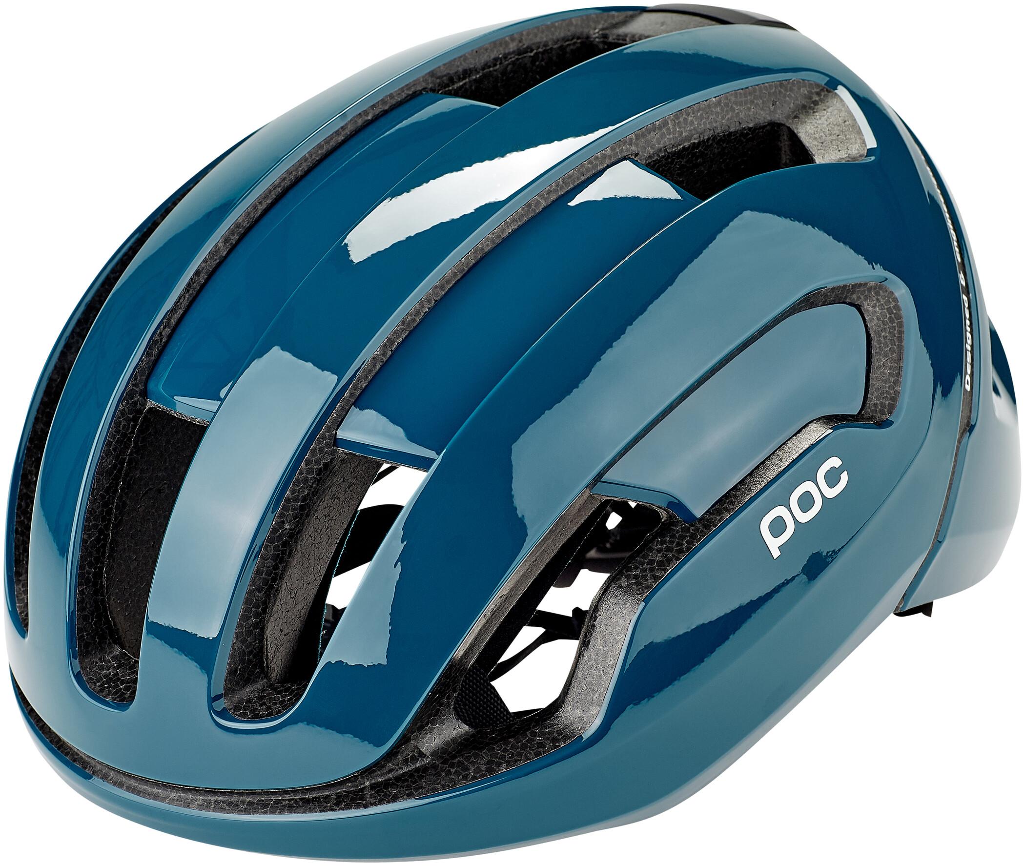 POC Omne Air Spin Cykelhjelm, antimony blue   Helmets