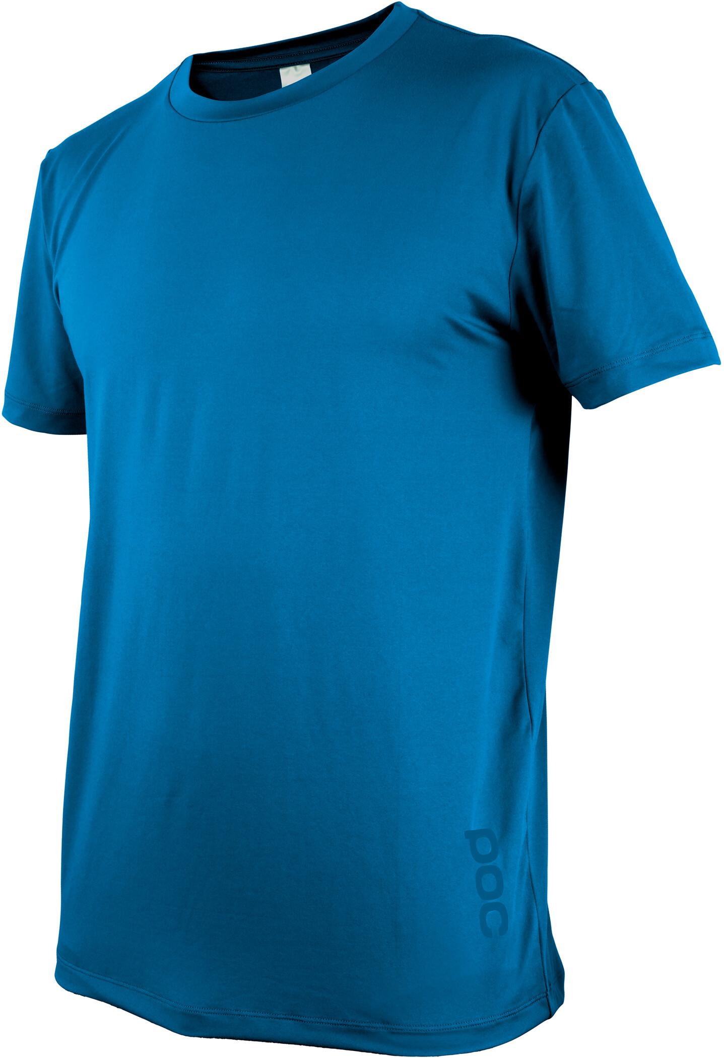 POC Resistance Enduro Kortærmet cykeltrøje Herrer, furfural blue (2019) | Jerseys