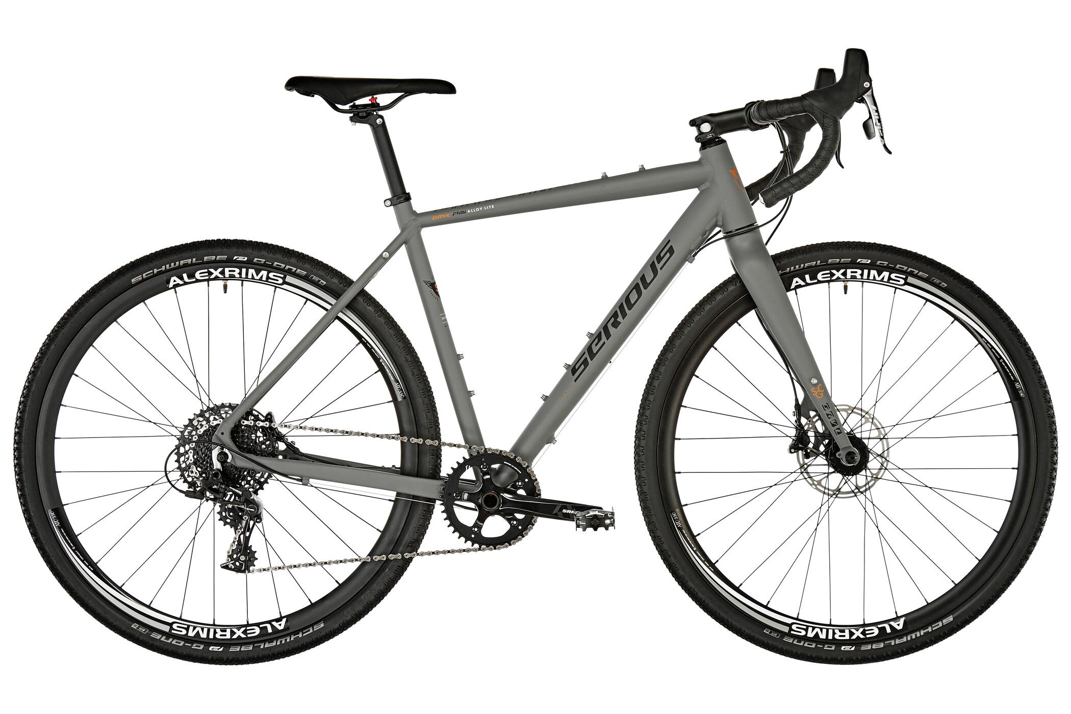 Serious Oroshi Herrer, grey (2019) | Road bikes