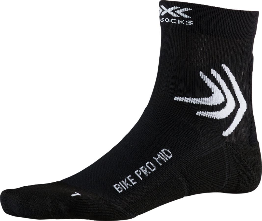 X-Socks Bike Pro Cykelstrømper, opal black (2019) | Socks
