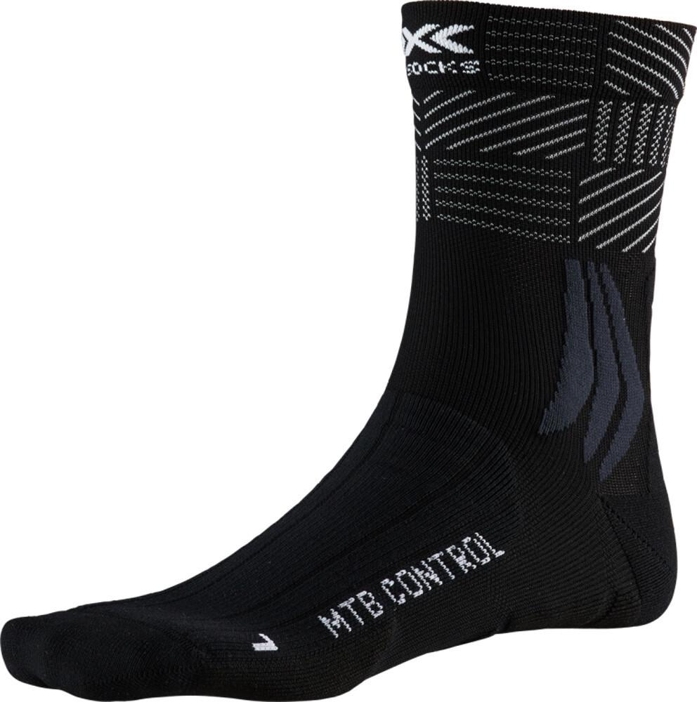 X-Socks MTB Control Strømper, opal black/multi (2019) | Socks
