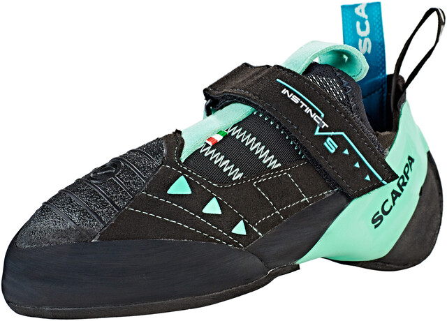 Scarpa Instinct VS Climbing Shoes /& E-Tip Glove Bundle