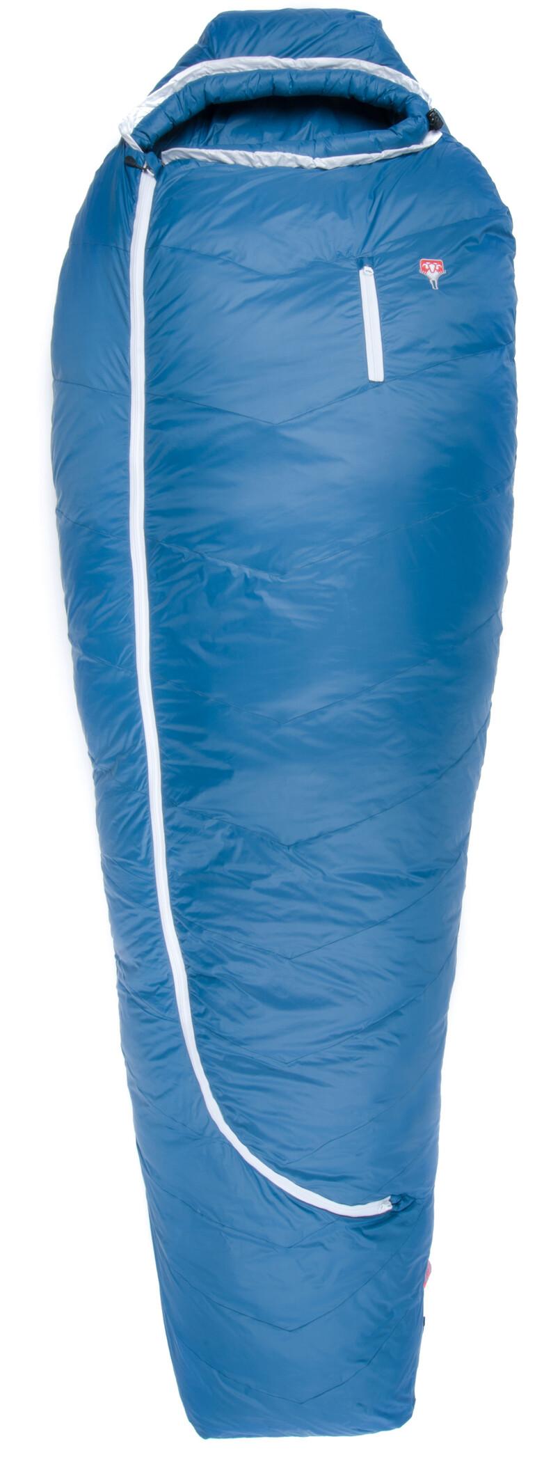 Grüezi-Bag Biopod DownWool Ice 175 Sovepose, ice blue | Transport og opbevaring > Tilbehør