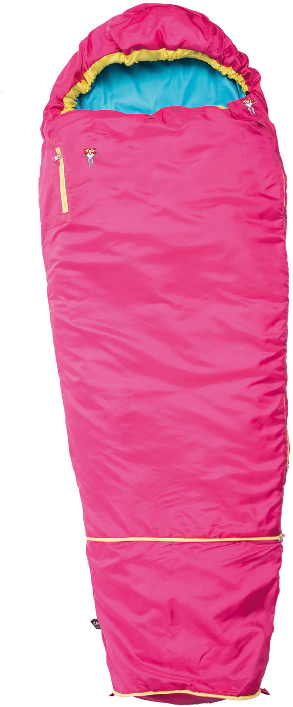 Grüezi-Bag Grow Colorful Sovepose Børn, rose | Transport og opbevaring > Tilbehør