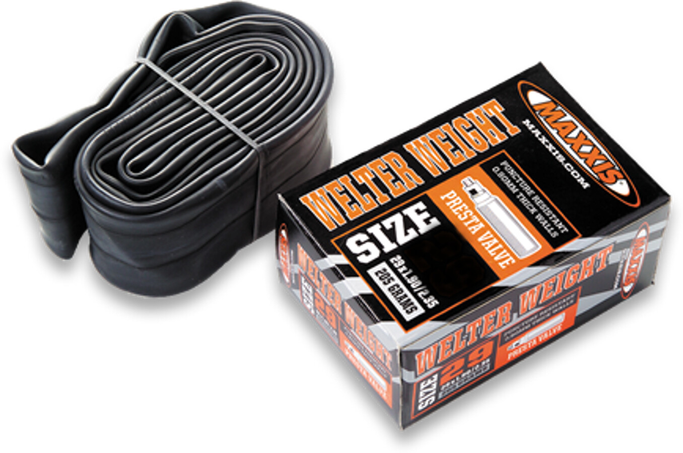 """Maxxis Welter Weight Tube 27.5x2.5/3.0"""", black (2019) 