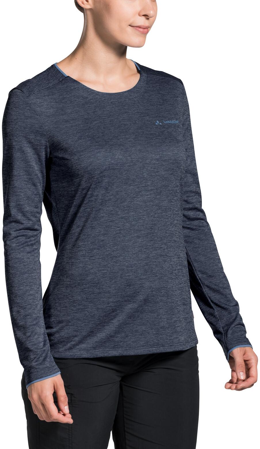 VAUDE Damen Base Ls T-Shirt
