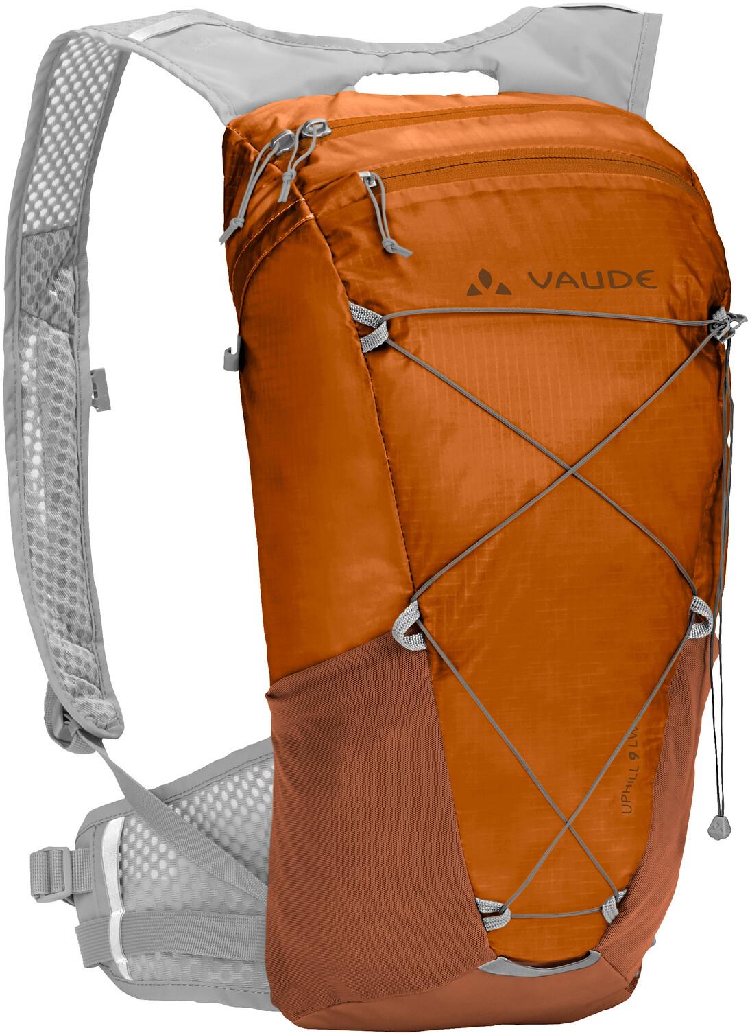 VAUDE Uphill 9 LW Rygsæk, orange madder (2019) | Travel bags