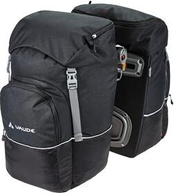 Vaude sacoche v/élo Traveller Back II mod/èle sp/écial Noir//Anthracite Sac porte-bagages