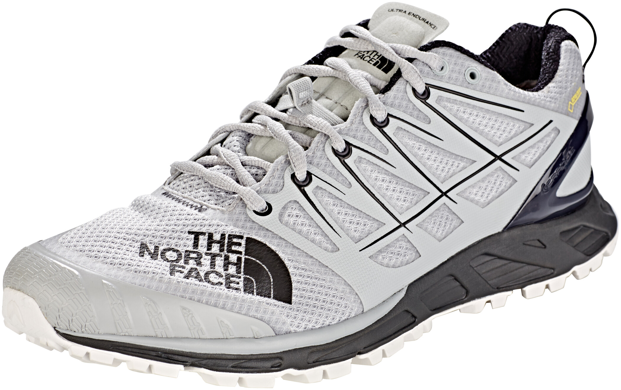 The North Face Ultra Endurance II GTX Sko Herrer, high rise grey/ebony grey (2019) | Shoes and overlays