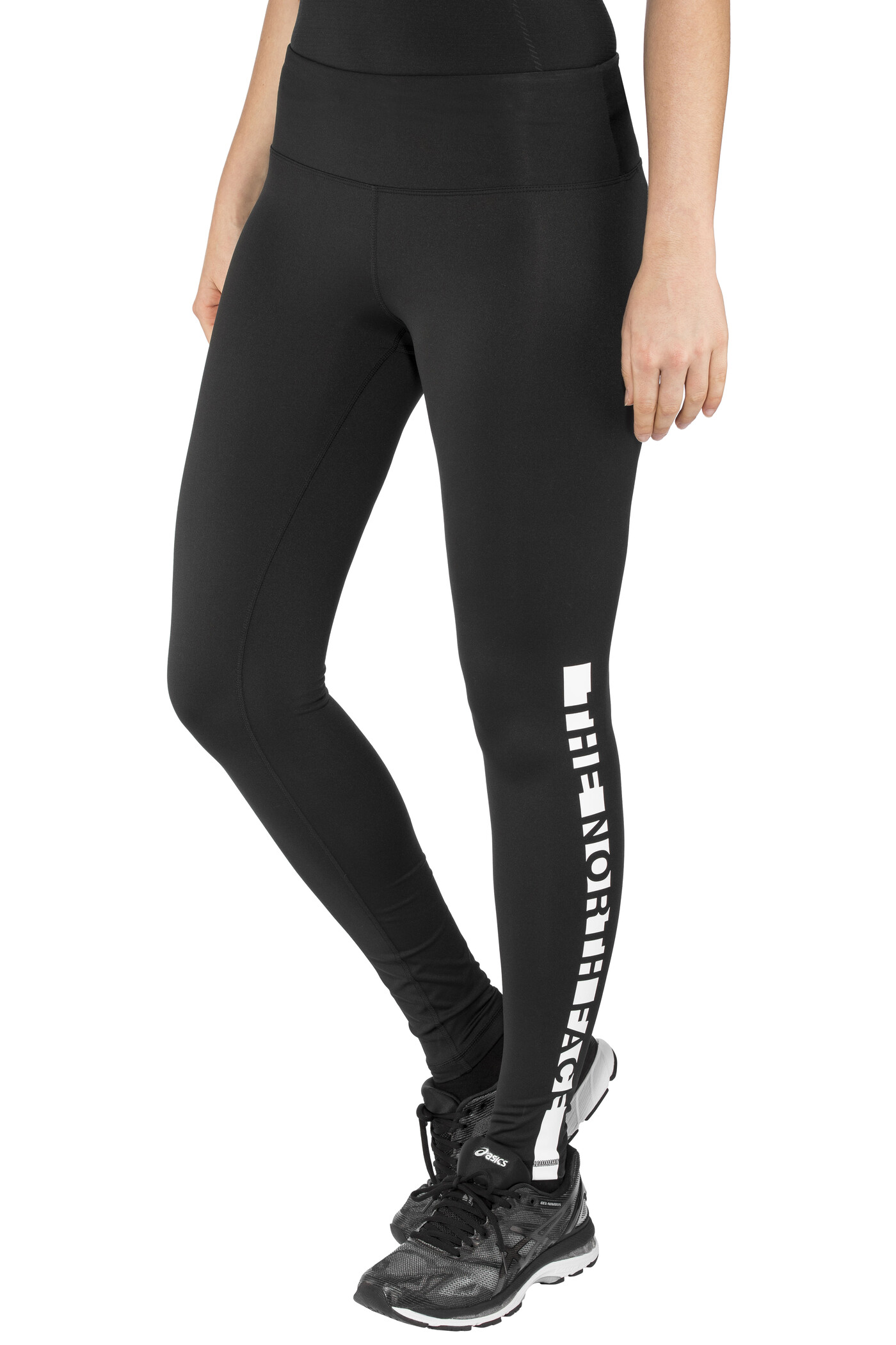 The North Face Train N Logo Tights Damer, tnf black (2019) | Trousers