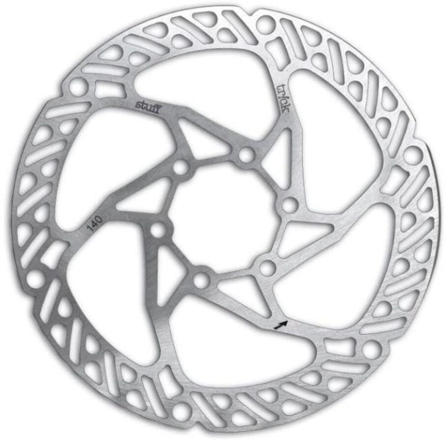 Trickstuff Dächle UL Bremseskive Disc 6 huller 14mm, silver | Bremseskiver og -klodser