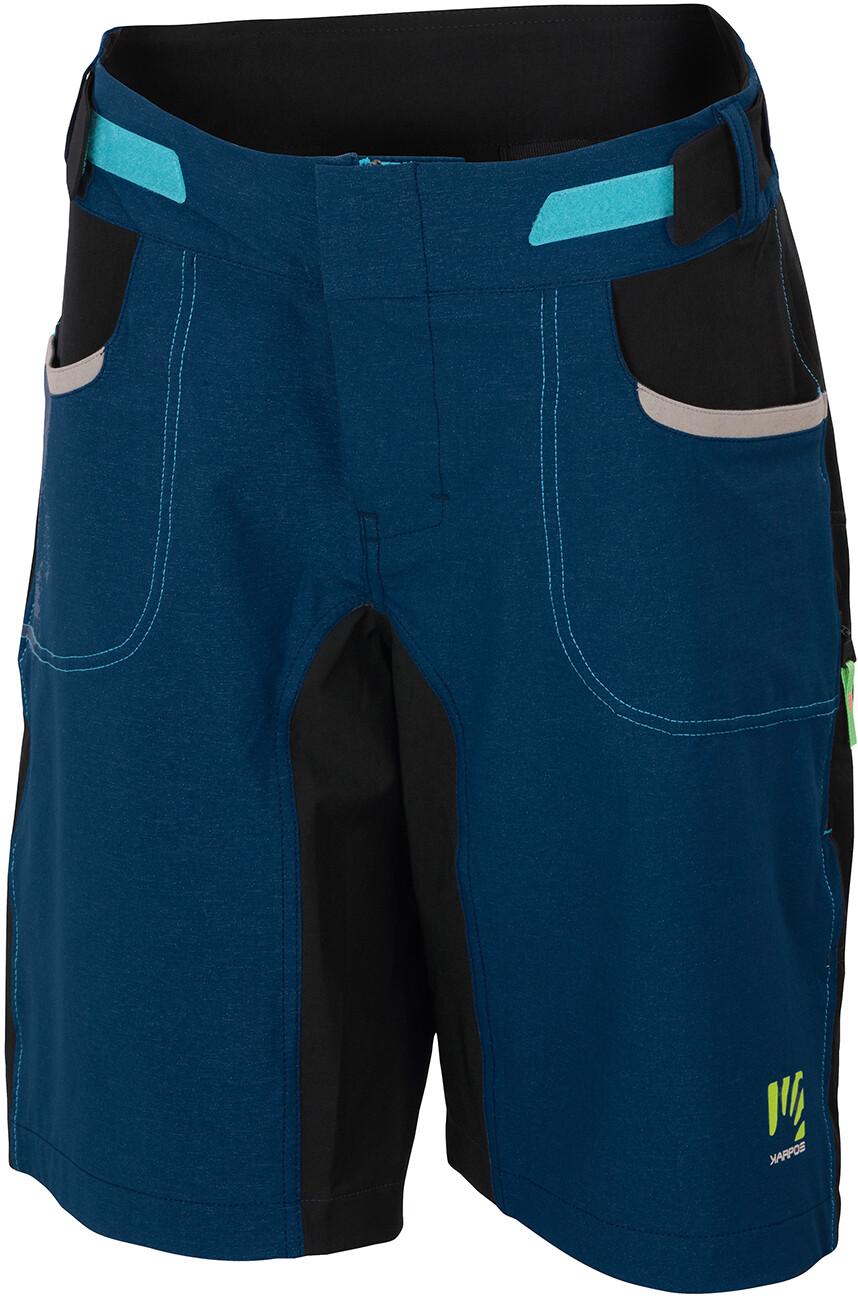 Karpos Adventure Shorts Damer, insignia blue/black (2019) | Trousers