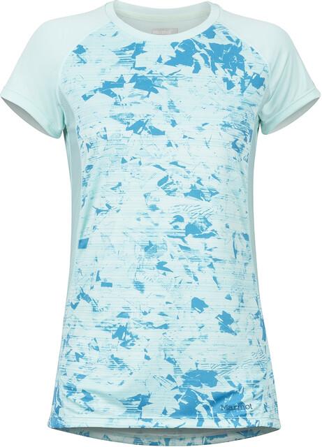 Mujer Marmot Crystal SS Camiseta