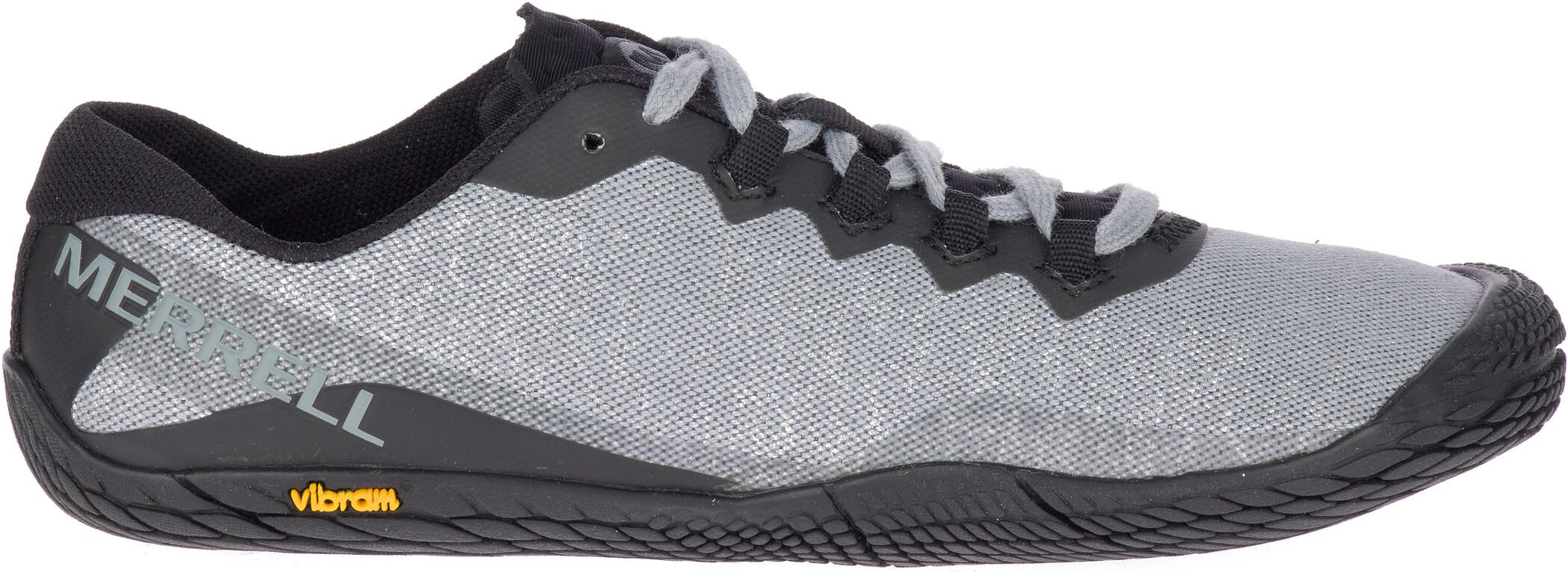 Merrell Vapor Glove 3 Cotton Sko Damer, monument (2019) | Shoes and overlays