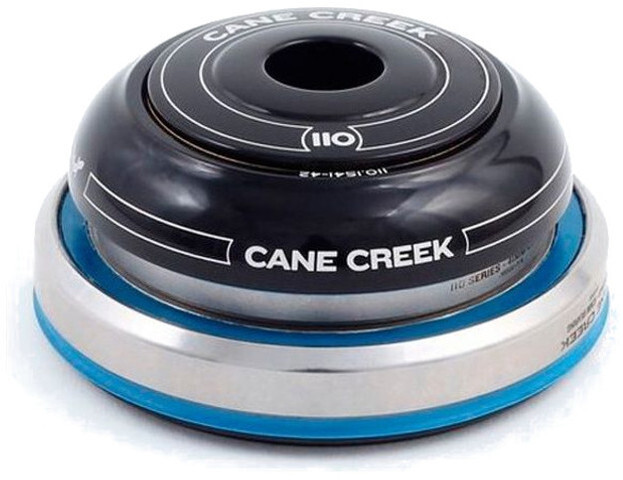Cane Creek 40 Headset Short ZS44//28.6 I ZS44//30 Black 2019 Jeu de Direction