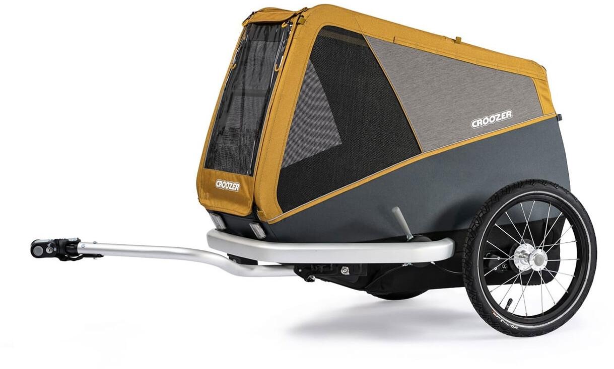 Croozer Dog L Cykelanhænger, corn yellow (2019) | bike_trailers_component