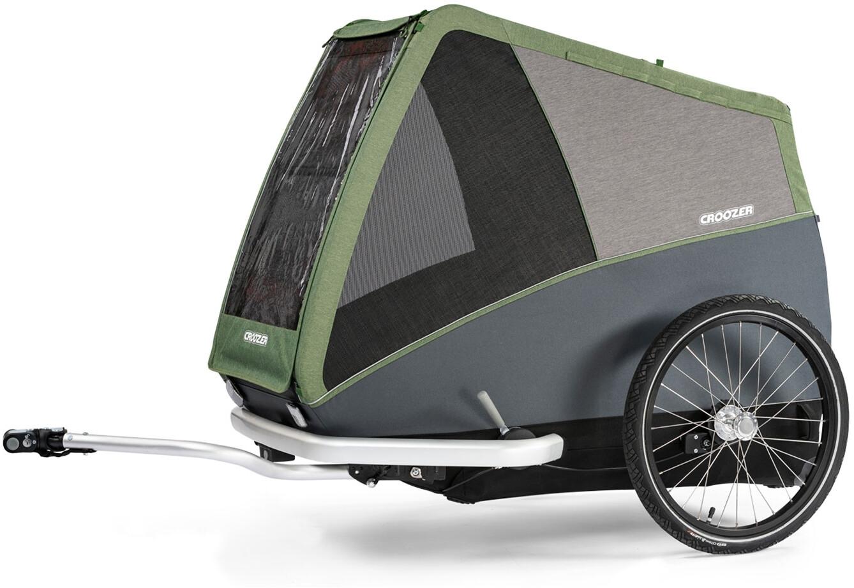 Croozer Dog XXL Cykelanhænger, pine green (2019) | bike_trailers_component