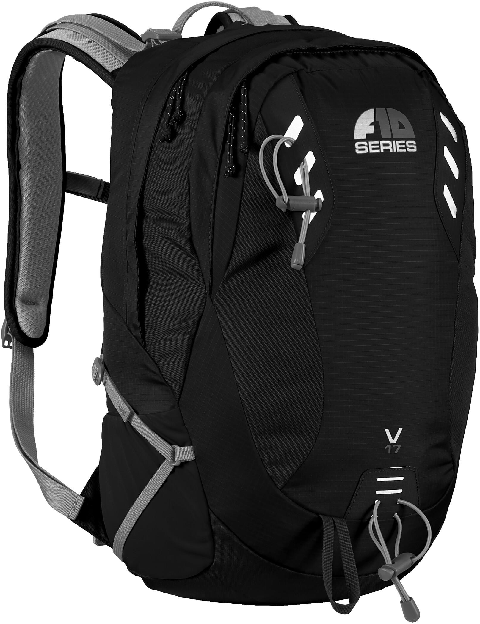 Vango F10 V 17 Rygsæk, black (2019) | Travel bags