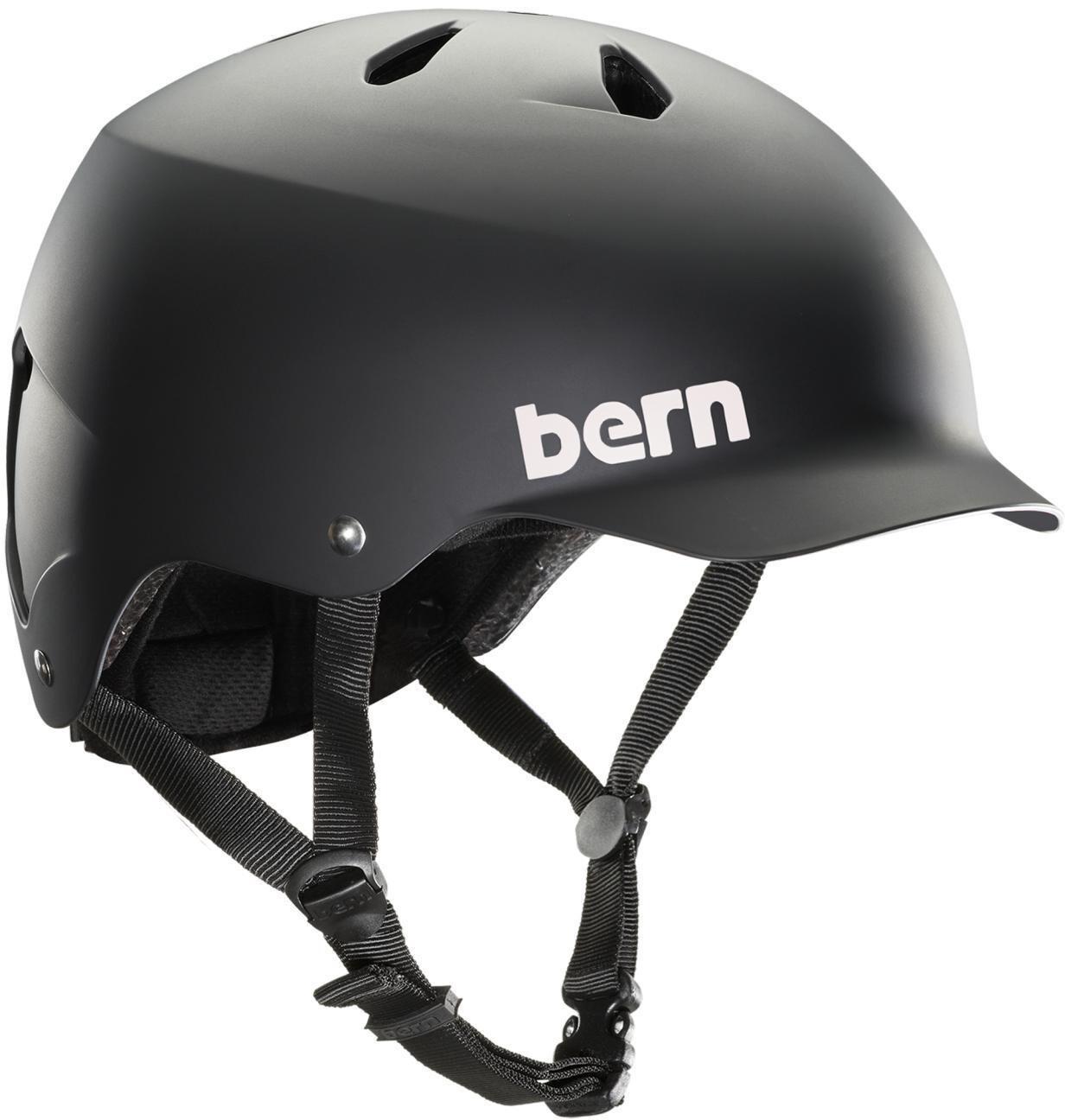Bern Watts MIPS Cykelhjelm, matte black (2019) | Hjelme