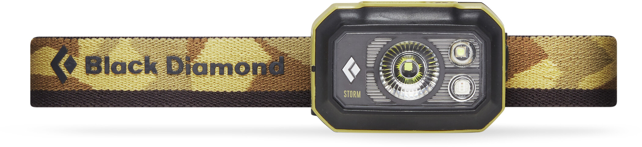 Black Diamond Storm 375 Pandelampe, sand (2019) | Headlamp