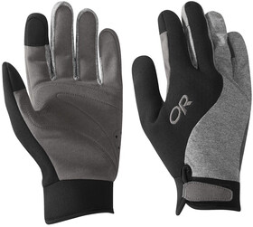 Trekmates Robinson XS Damen Soft Shell Handschuh Fingerhandschuh mit Dry Membran Camping & Outdoor