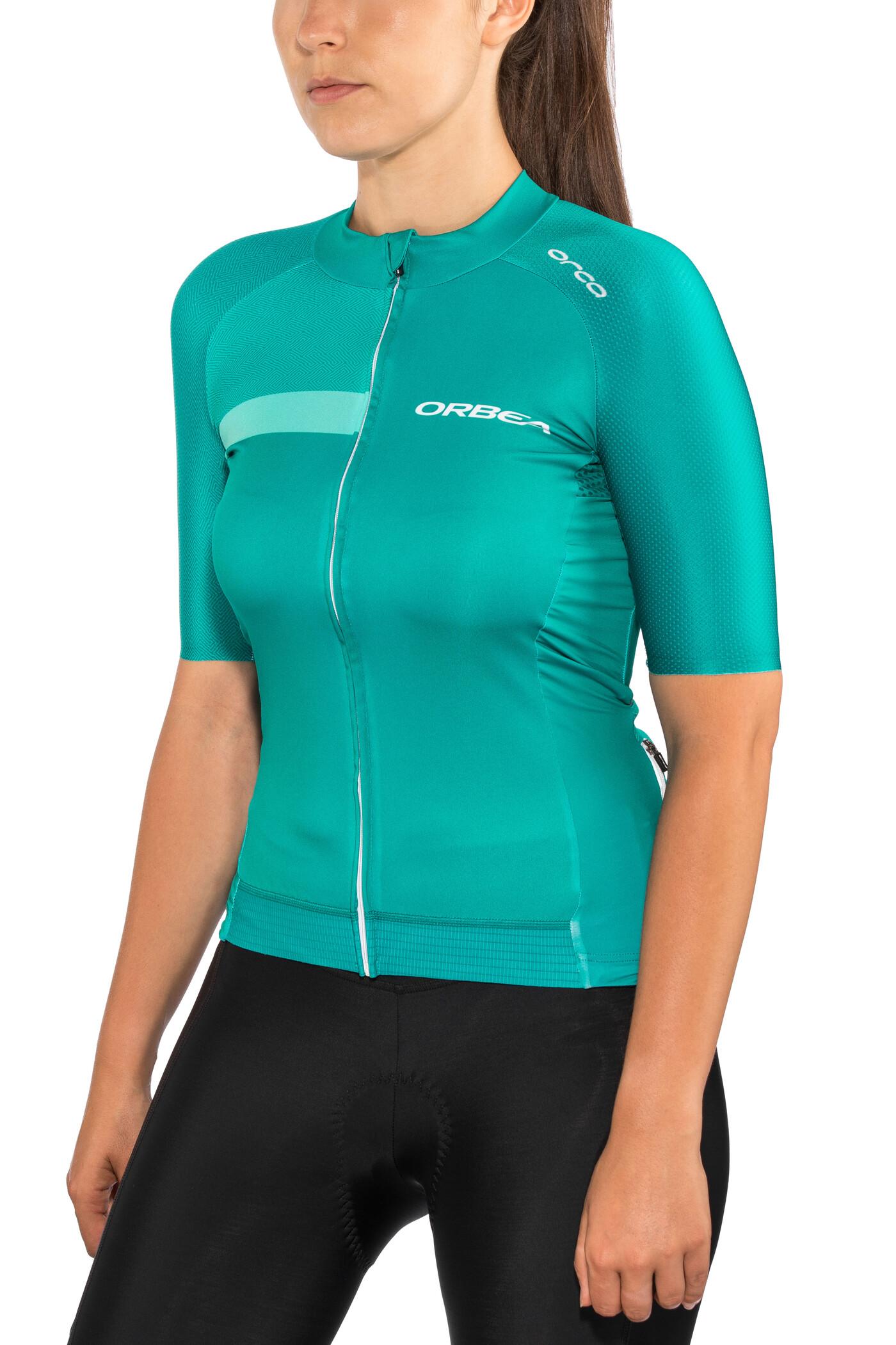ORBEA Pro SS19 Cykeltrøje Damer, emerald (2019)   Jerseys