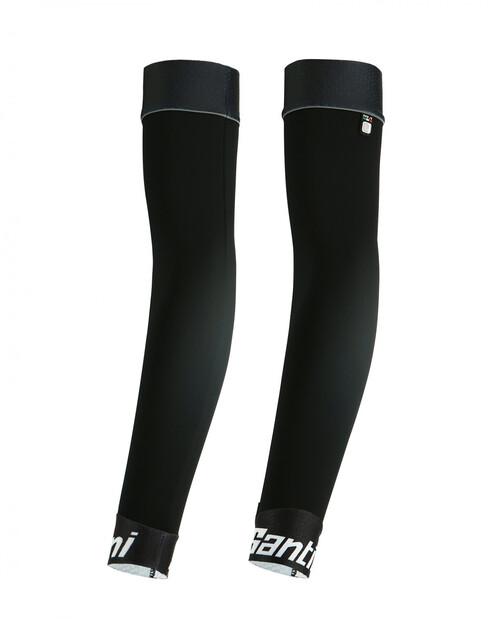 Arm- & Beinlinge Fahrradbekleidung GripGrab AquaRepel Arm Warmers Black 2019 Wärmer schwarz