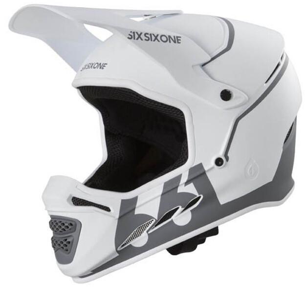 SixSixOne Reset Cykelhjelm, tundra white | Hjelme