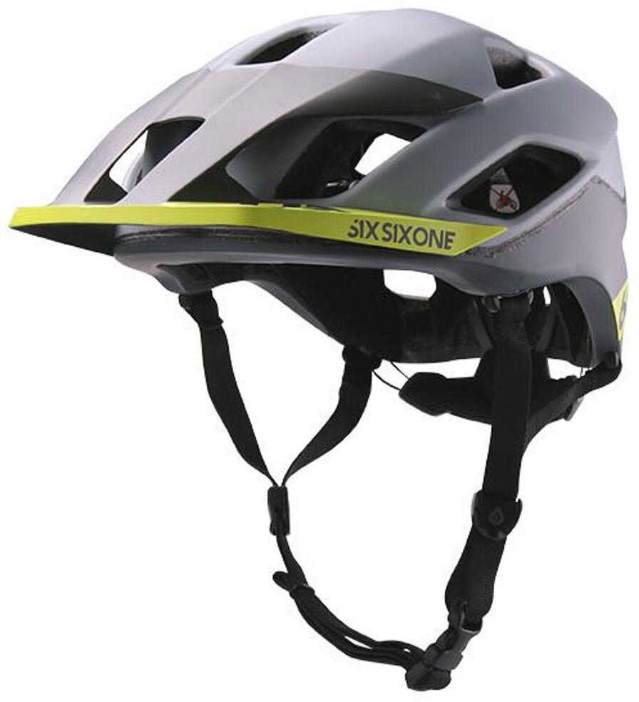 SixSixOne EVO AM Patrol MIPS Cykelhjelm, matte gray | Hjelme