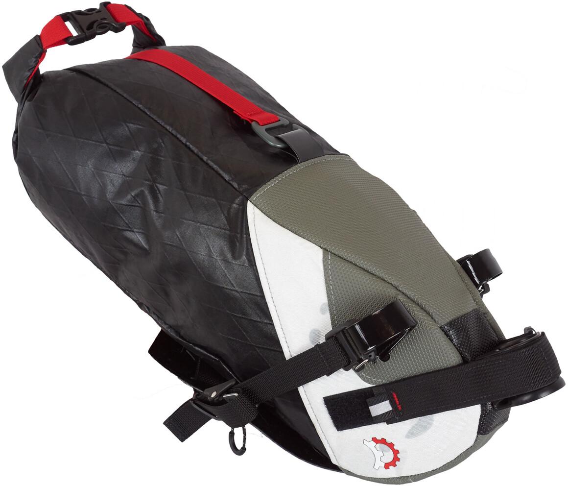 Revelate Designs Vole Cykeltaske inkl. Valais-klemme 26mm, alpine camo (2019) | Saddle bags