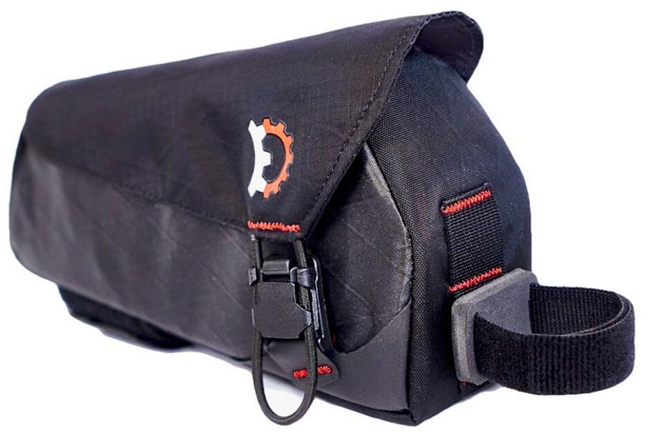 Revelate Designs Mag Tank Steltaske, black (2019) | Frame bags
