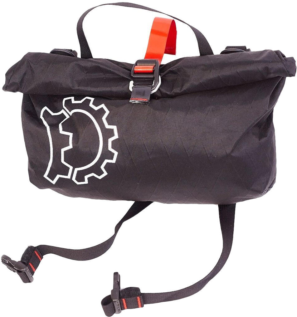 Revelate Designs Periphery Pocket Cykeltaske, black (2019) | Rack bags